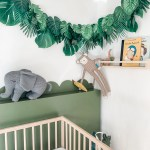 Cheap Diy Leaf Garland For Party Or Kids Bedroom Pretty In Print Art Ltd