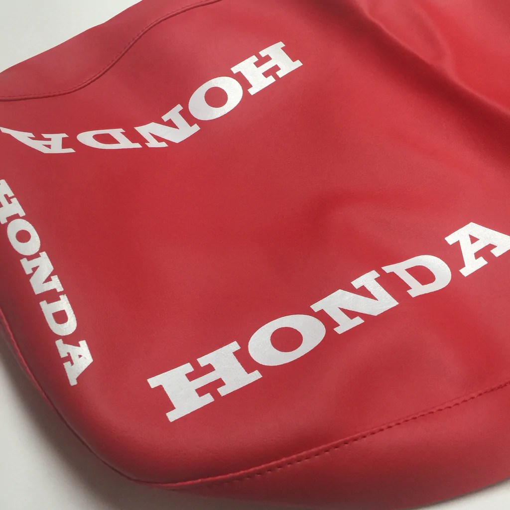 hight resolution of honda 1988 cr 125 250 500 seat cover