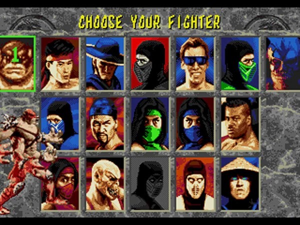 Mortal Kombat 2 Unlimited  Lost Classics