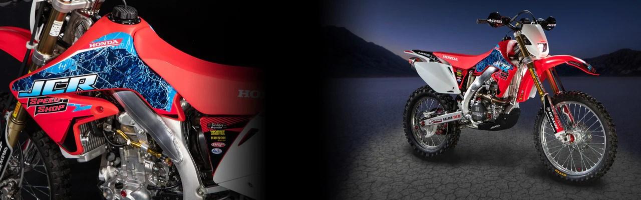 Honda Crf230f Dirt Bike Electric Start Lights 250 400