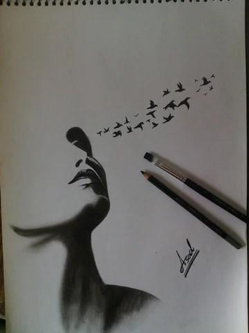 art sketching gift