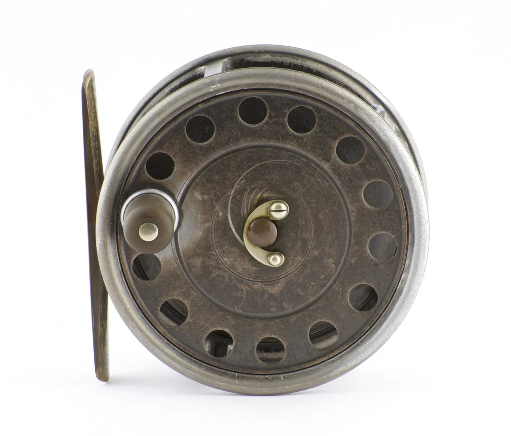 "Hardy Uniqua Fly Reel 4 1 4"" - Vintage Tackle"