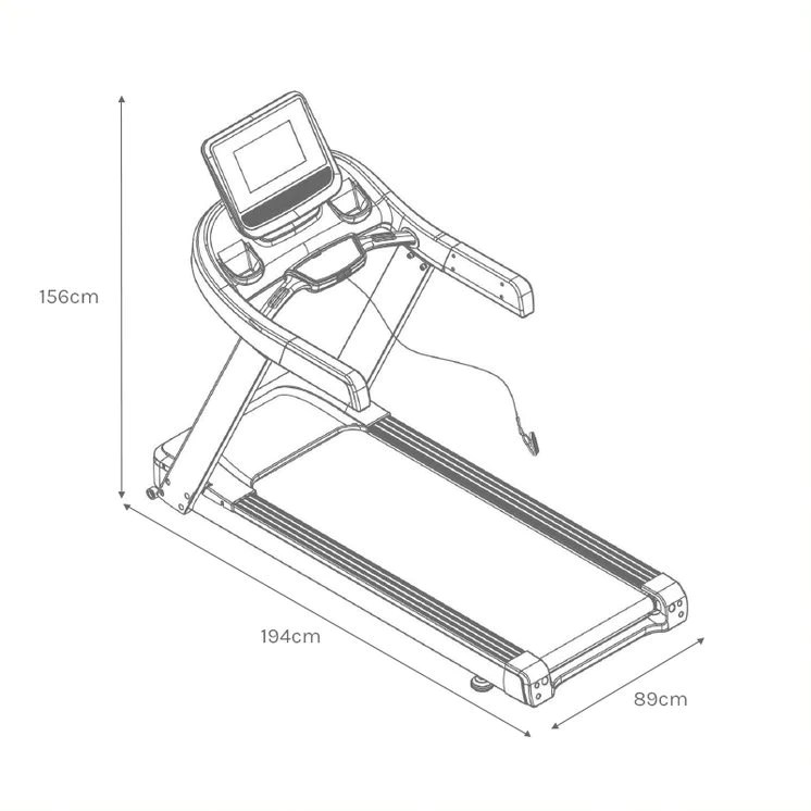 Marathon Commercial Treadmill