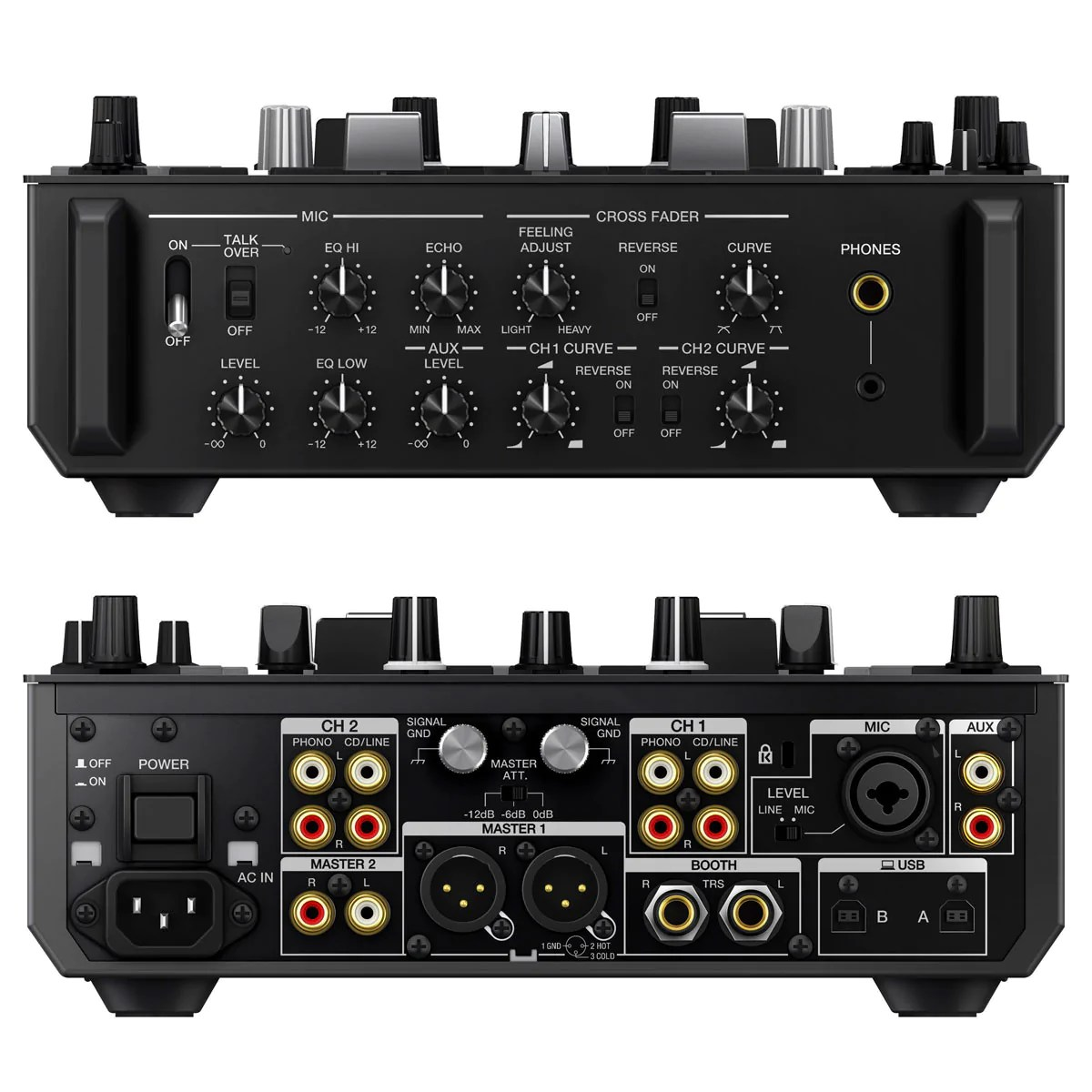Pioneer Djms9 (serato Dj) Mixer  Turntablelabcom
