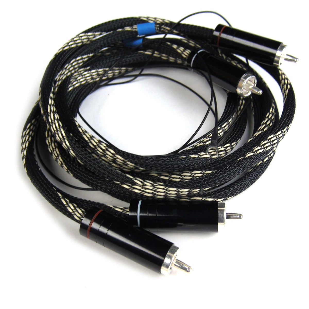 pro ject connect it rca phono interconnect cable 4 ft 1 2m [ 1200 x 1200 Pixel ]