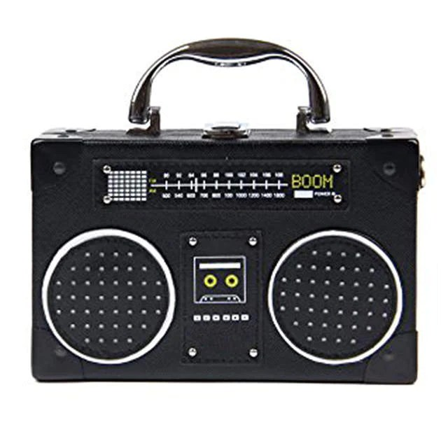 retro radio boom box