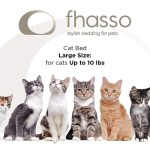 Fhasso Cat Bed Milk Lac