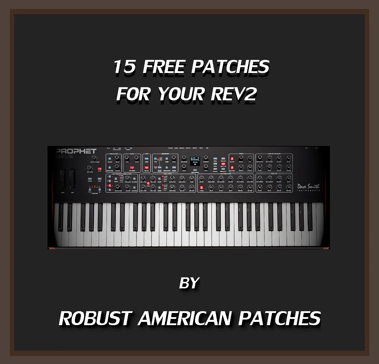 robust american patches fuel