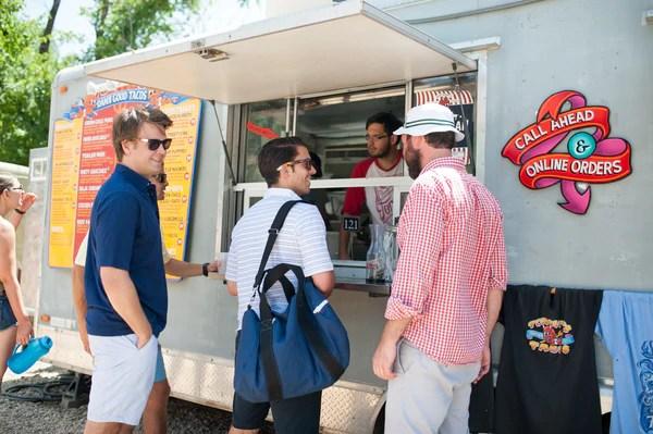 Hudson Sutler Austin Guide - Torchy's Taco Truck