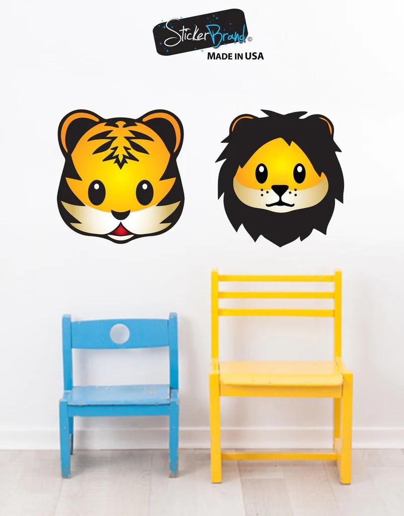 Animal Emoji Stickers