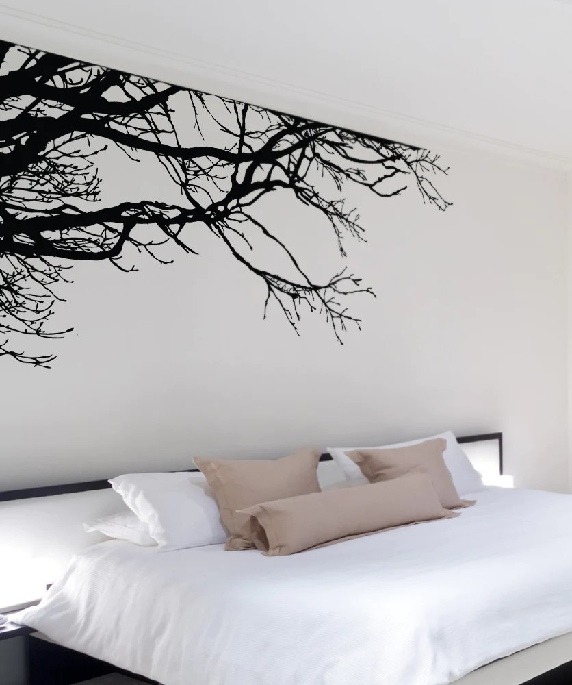 tree branch wall decal tree branch stickers for walls