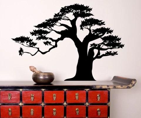 Asian Decor Stickerbrand Wall Art Decals Wall Graphics