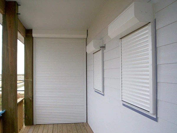 4525 x 59 Roller Hurricane Shutter  40 mm  Empire