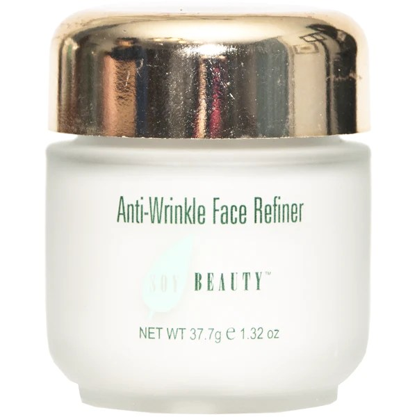 Soy Beauty Anti Wrinkle Face Refiner Nature Pure