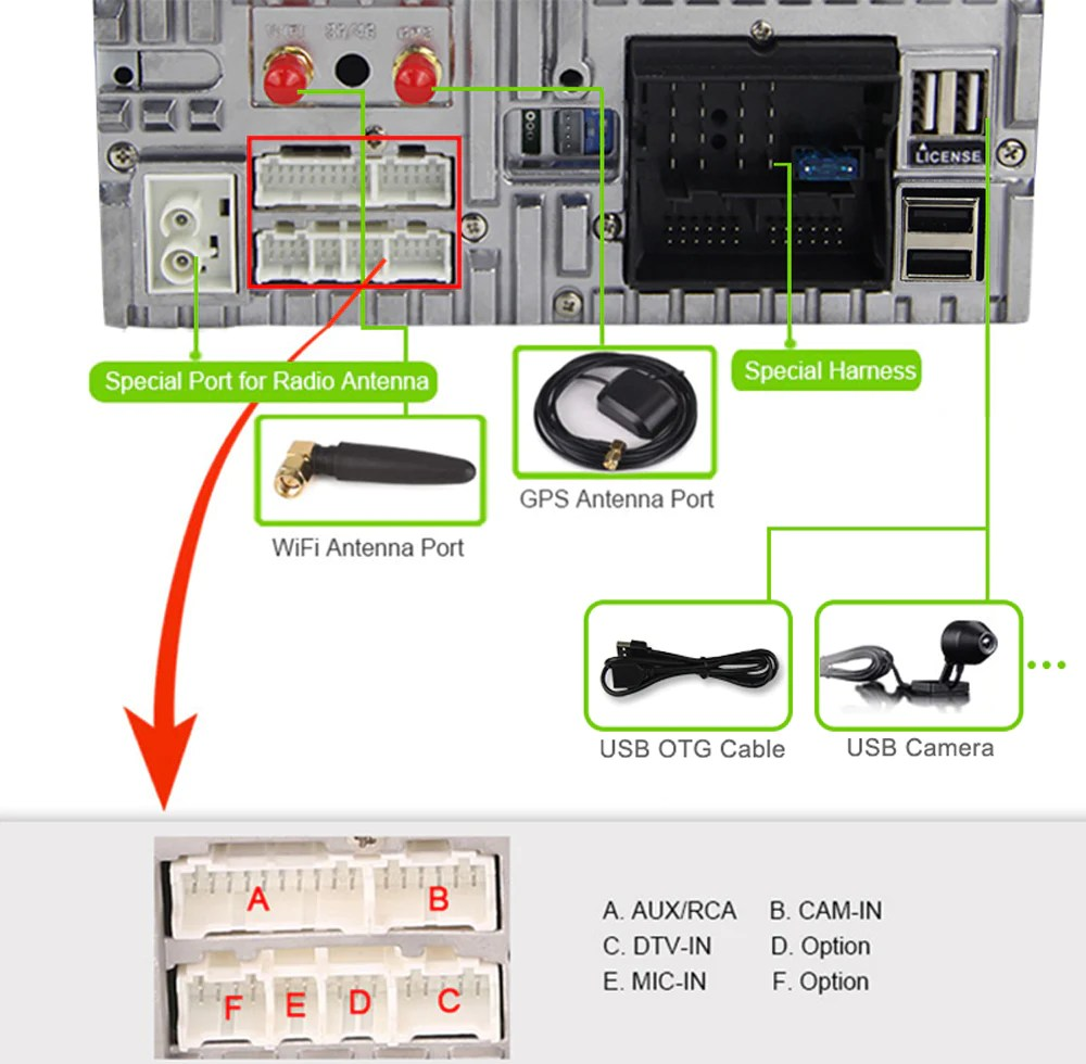 medium resolution of 2004 2012 porsche cayenne android car stereo