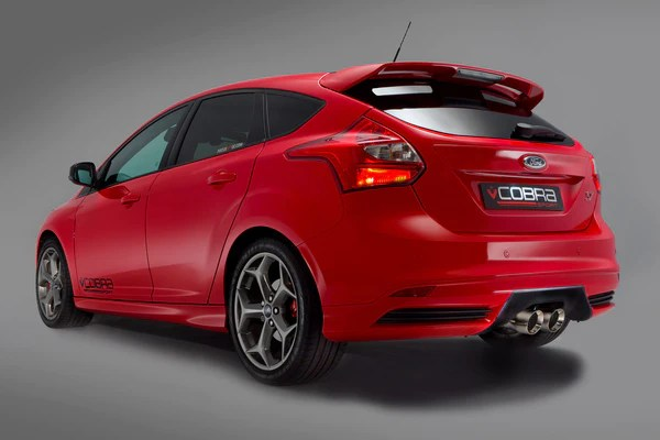 ford focus st250 st 3 sports exhaust