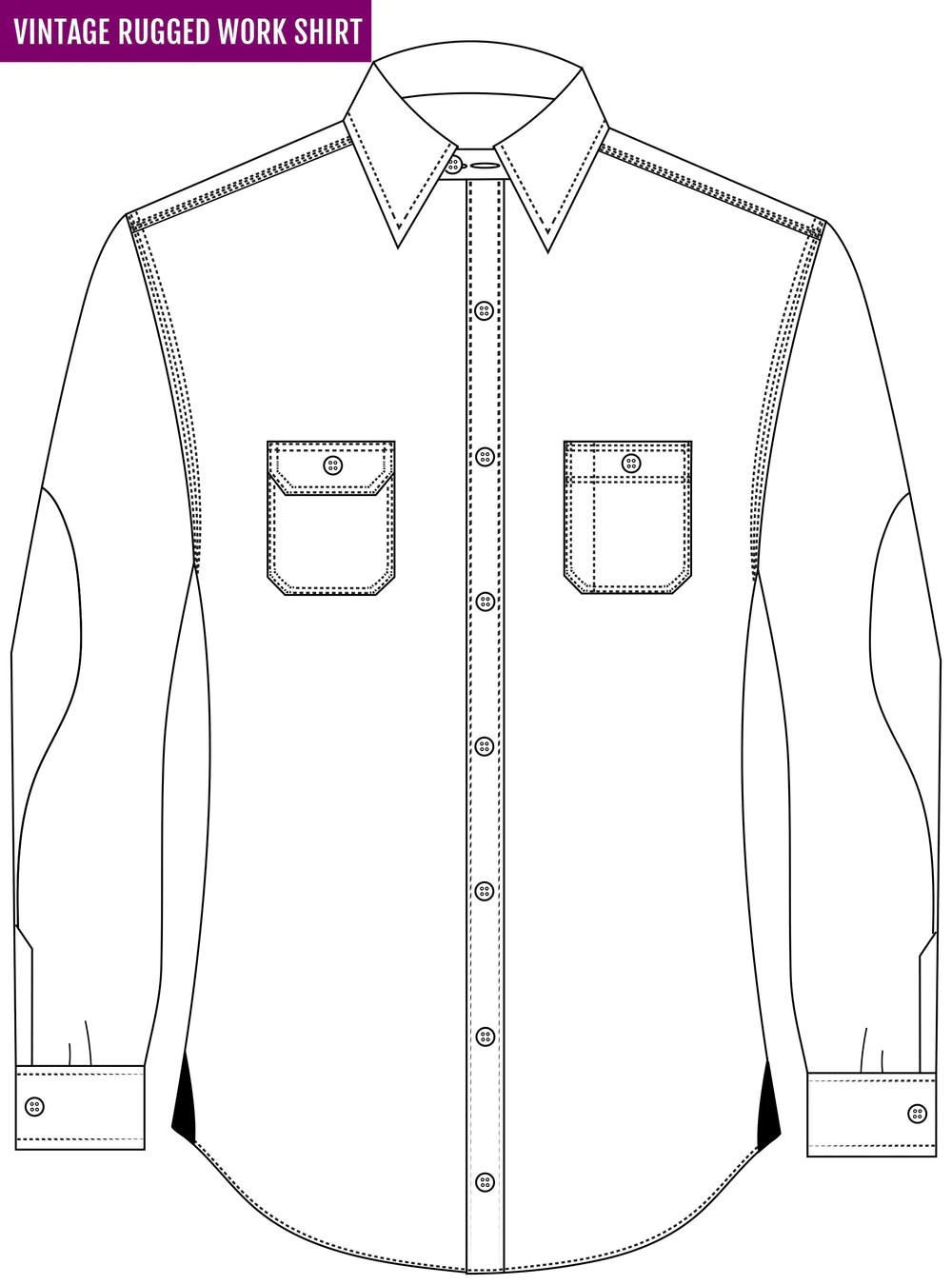 small resolution of navy shepherd check on grey flannel work shirt