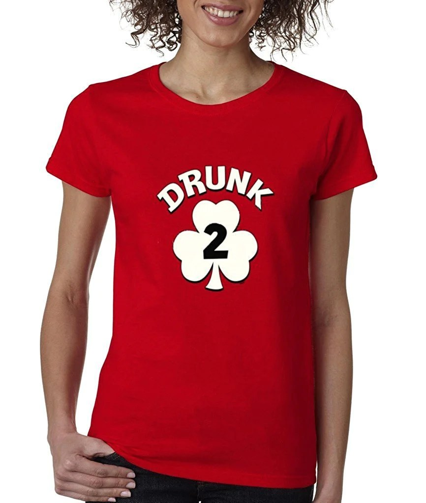 Dota Drunk 1 2 3 Funny Drinking Team Ladies T Shirt St