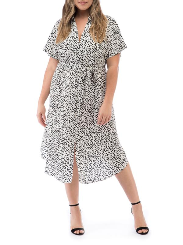 Larson Shirt Dress