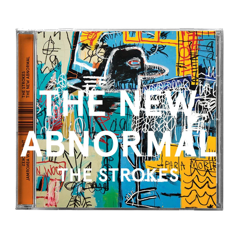 The New Abnormal Cd Digital Album The Strokes Official