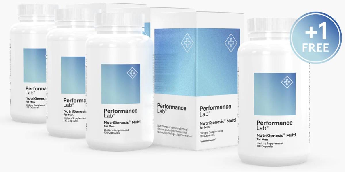 NutriGenesis® Multi for Men