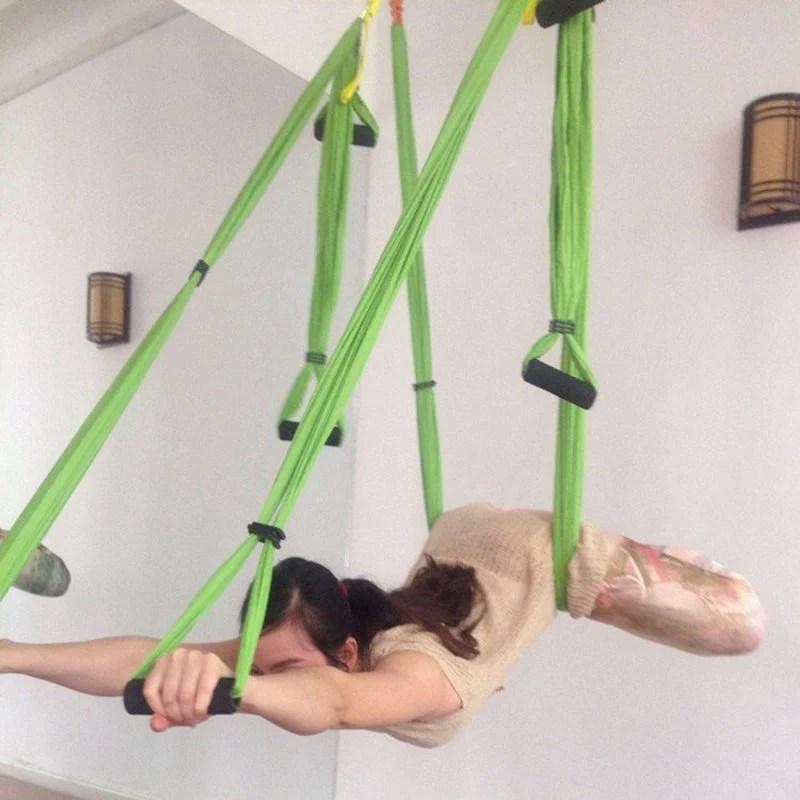 anti gravity yoga swing