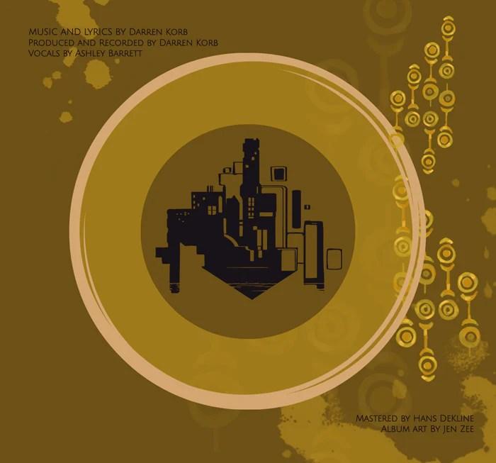 Transistor Original Soundtrack CD  Supergiant Games