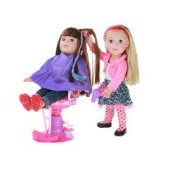 Doll Salon Chair Lazy Boy Chairs Accessories Be My Girl Paradise Kids Next