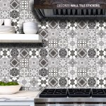 Italian Tiles Designs Kitchen Wall Tiles Stickers Wall Tiles Decoration Reusable Wall Painting Stencils