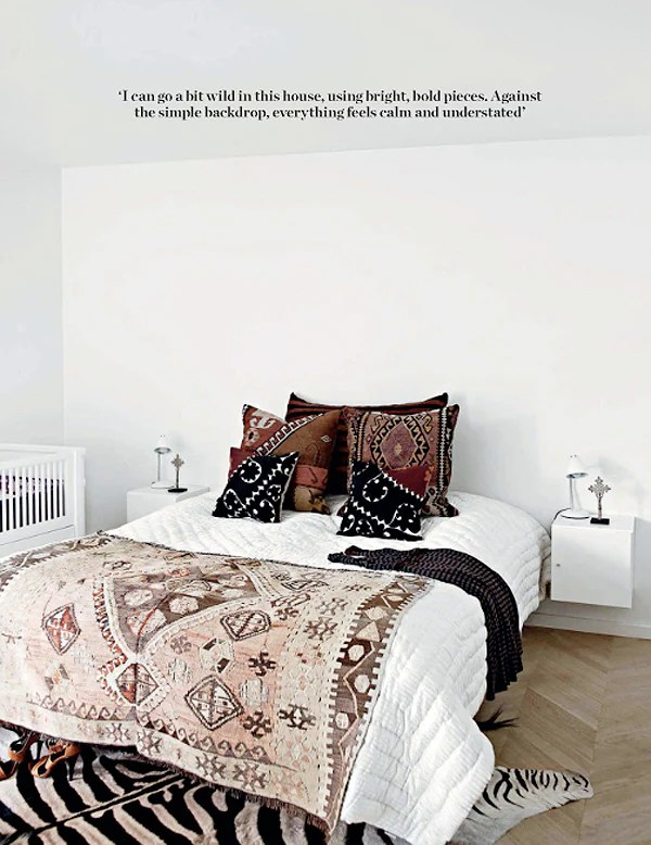 Beautiful Beds Moroccan Influence Au Lit Fine Linens