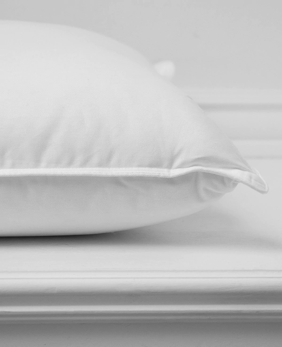 down feather pillow firm support
