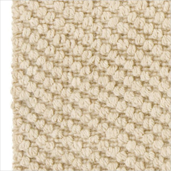 Area Rug  beige jute berber 9 x 12 feet  Canvas
