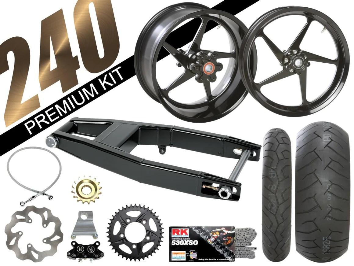 hight resolution of cbr 929 954 black 240 kits