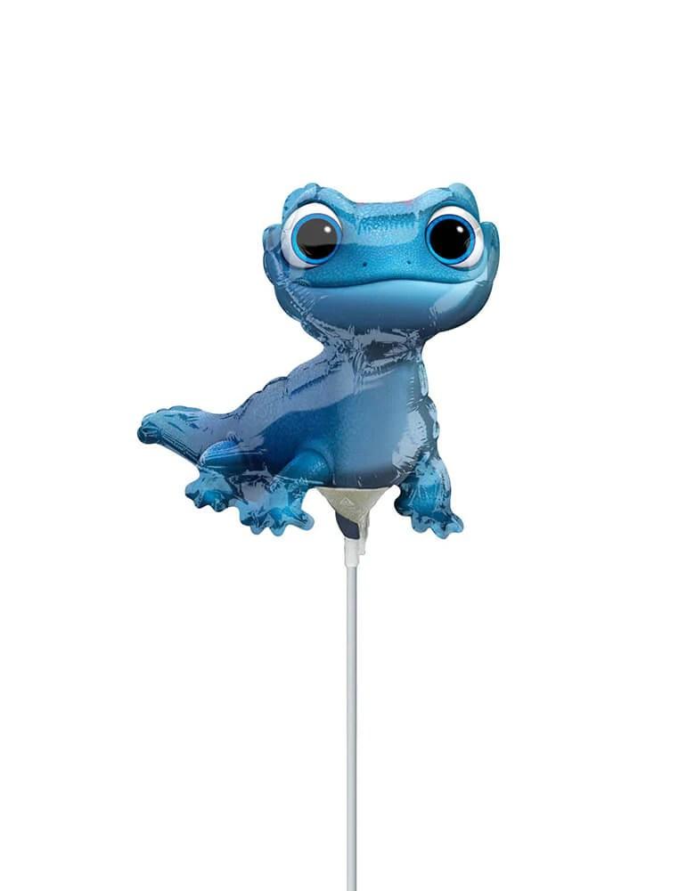 Disney Frozen 2 Bruni Salamander Fire Spirit Mini Foil Balloon Momo Party