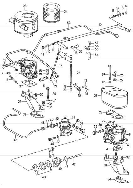 2005 Porsche 997 Fuse Box
