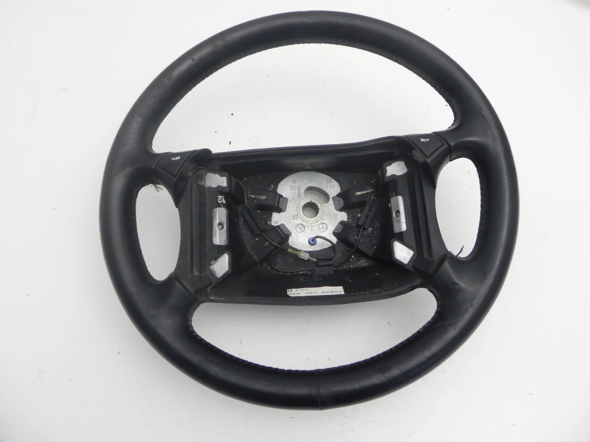 used 928 944 968 4 spoke black steering wheel 1985 [ 2048 x 1536 Pixel ]