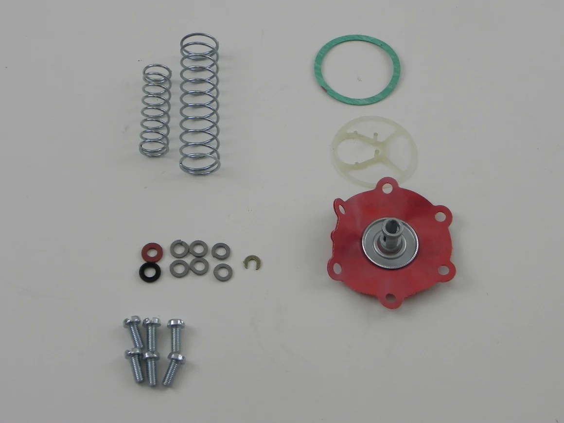 hight resolution of  new 356 fuel pump rebuild kit 1963 65