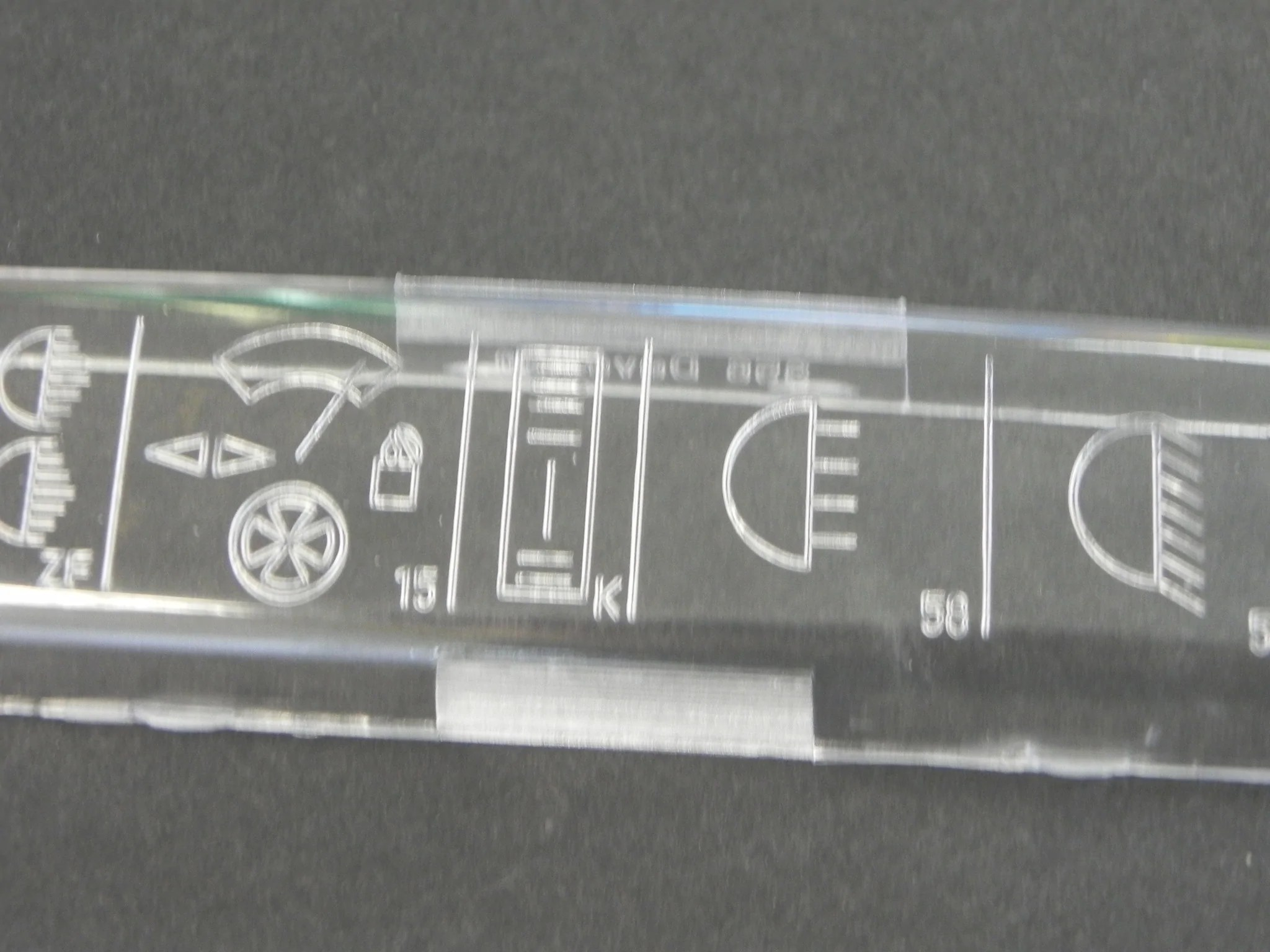 porsche 914 fuse box cover lid wiring diagram papernew 914 12 pole fuse box cover [ 2048 x 1536 Pixel ]