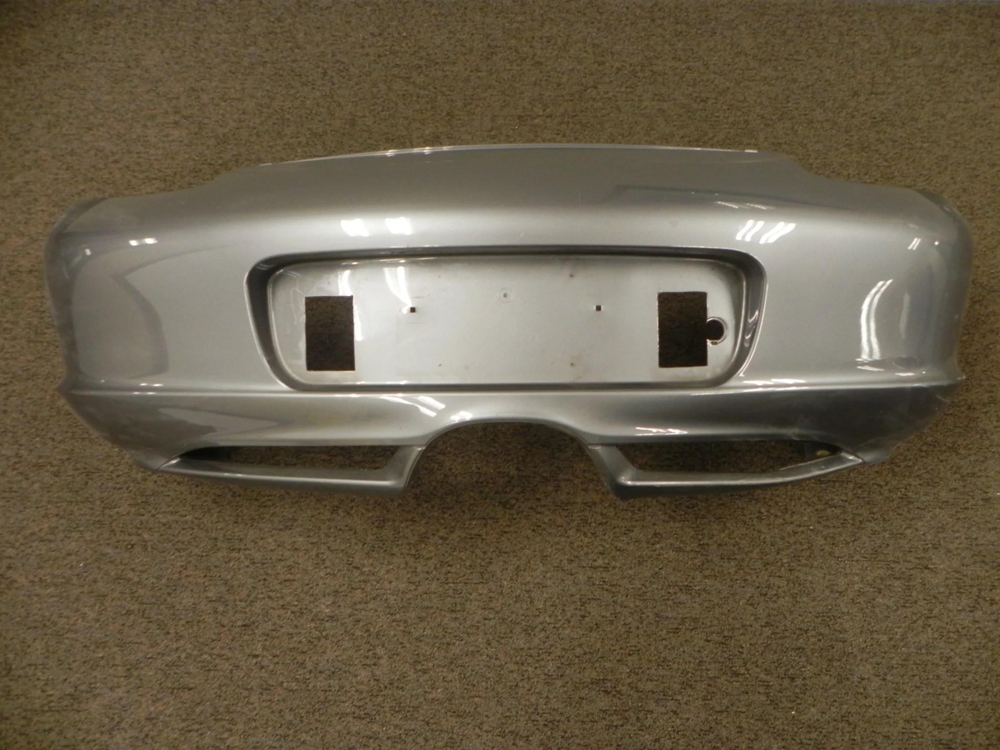 medium resolution of  used 986 boxster rear bumper 1997 2004