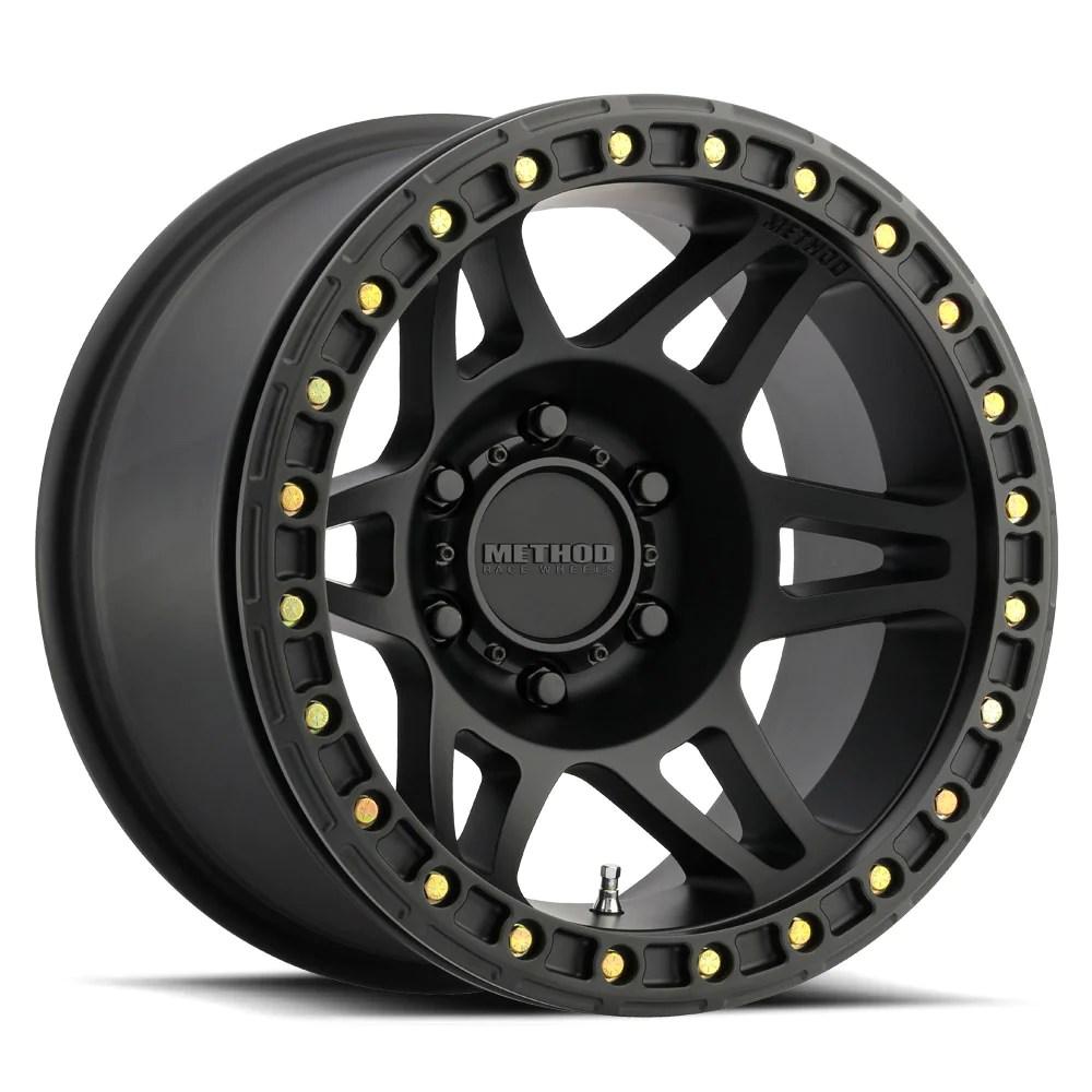 106 beadlock matte black
