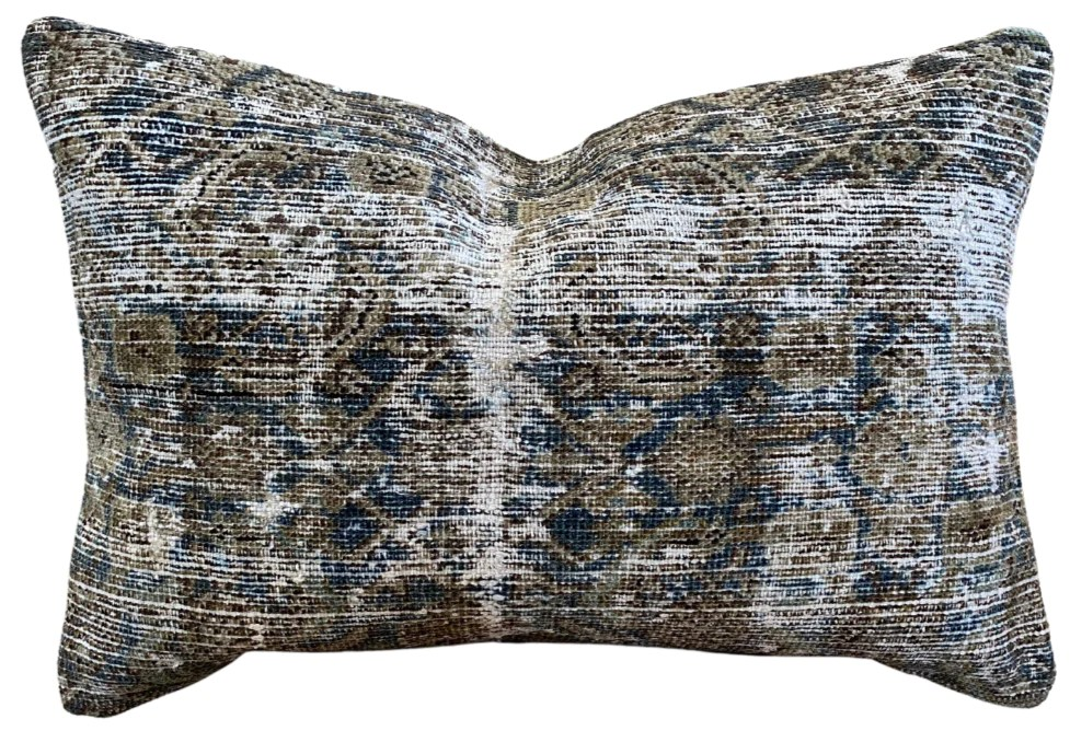 16x24 vintage pillow cover 77