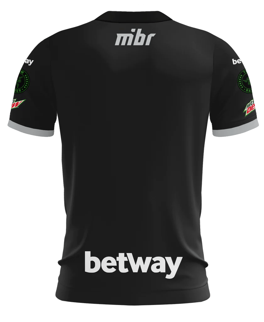 Download MIBR Official Player Jersey - MIBR Global