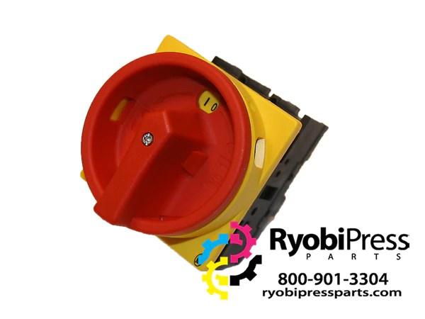 110 Phone Wiring Diagram 97729 2 Main Power Switch Ryobi Press Parts