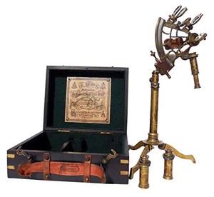 Astrolabe Brass Ship