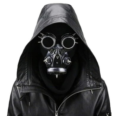 Steampunk Gas Goggles