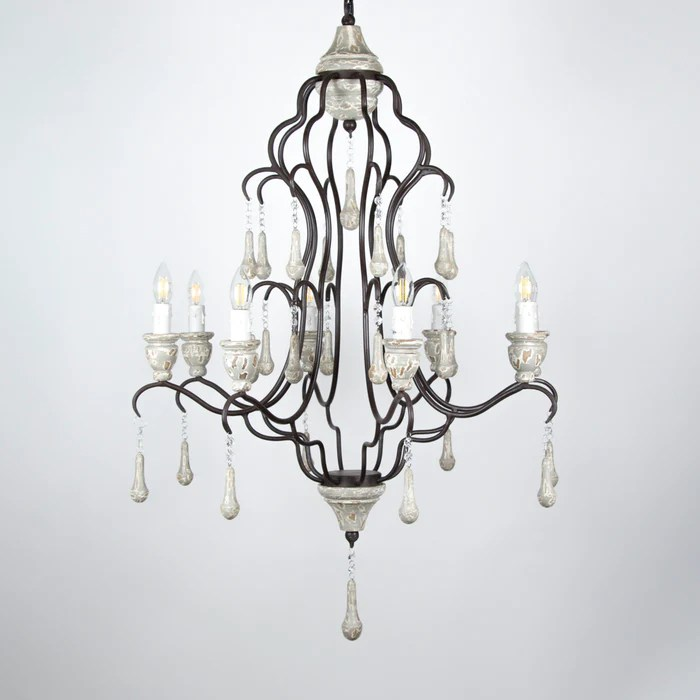 https thepurpleturtles com products rustic light chandelier 8 arms