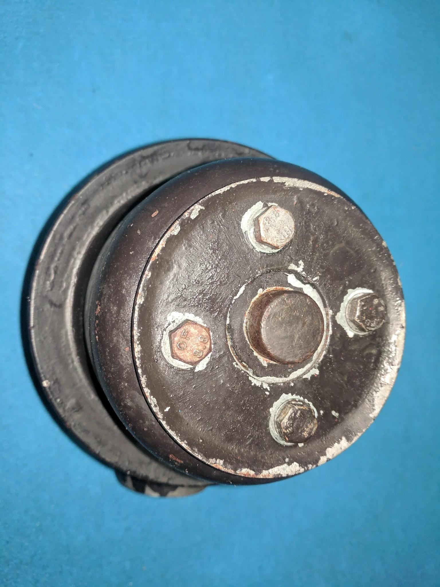 small resolution of volvo penta circulating water pump aq125a aq125 a 828024