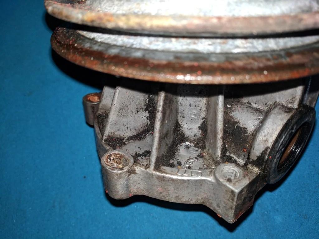 small resolution of  volvo penta circulating water pump aqq125a aq145a