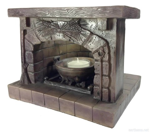 Sacred Magical Altar Hearth  Eartisans Wiccan  Pagan