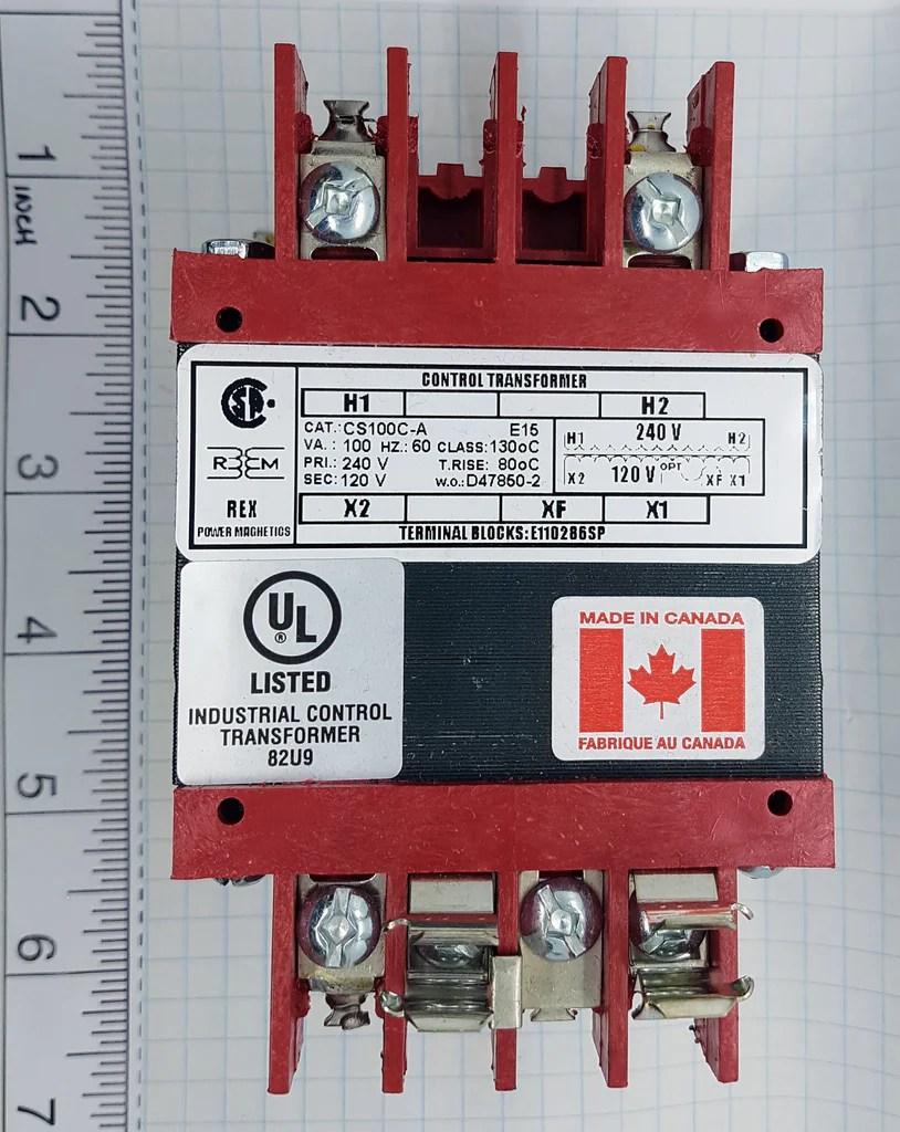 rex manufacturing transformer wiring diagram [ 814 x 1024 Pixel ]